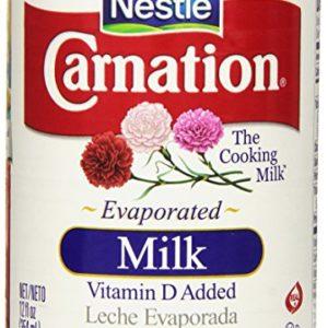 Nestle Carnation Evaporated Milk 12 Oz. (4 Pack)