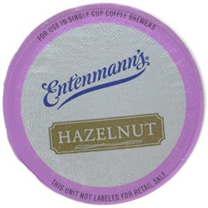 Entenmann's Hazelnut Flavored Coffee K-Cups, 2/10 ct boxes