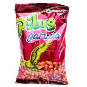 Garuda Snack Pilus Pedas 95 Gram (3.35 Oz) Spicy Coated Peanuts