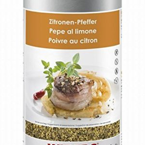 Wiberg lemon pepper, seasoning - 750g