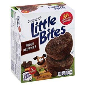 Entenmann's Little Bites 5 ct Fudge Brownie Muffins 8.25 oz (1 Box)