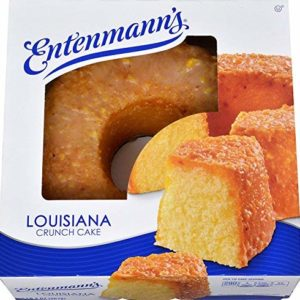 Entenmann's Louisiana Crunch Cake Bonus 1 Entenmann's Iced Honey Bun Individually Wrapped