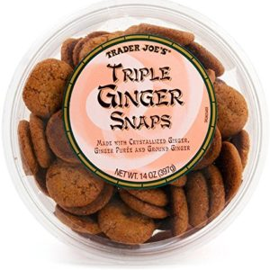 Trader Joe's Triple Ginger Snaps, Xlarge
