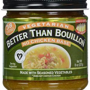Better Than Bouillon, Bouillon, No Chicken Base, Vegetarian, 8 oz (Pack of 2)