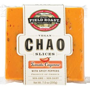 Field Roast Chao Slices, Tomato Cayenne, 7 Ounce (Pack of 12)