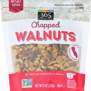 365 Everyday Value, Walnuts - Chopped, 8 oz