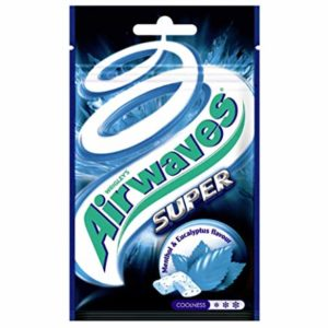 Wrigley's Airwaves Sugarfree Gum - SUPER x 5