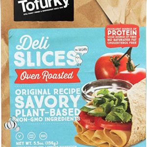 Tofurky (NOT A CASE) Oven Roasted Deli Slices