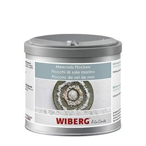 Wiberg sea salt flakes 350g