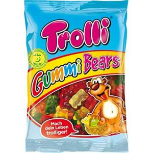 Trolli Gummi Bears Halal 175g