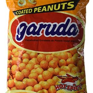Garuda Hot Coated Nuts, 7 Ounce