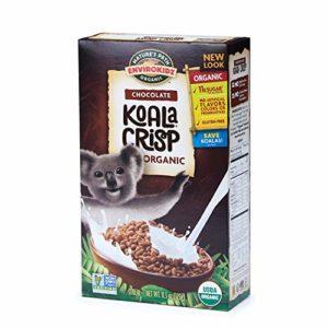 Nature's Path EnviroKidz Koala Crisp Chocolate Cereal, Healthy, Organic, Gluten-Free, 11.5 Ounce Box (Pack of 6)
