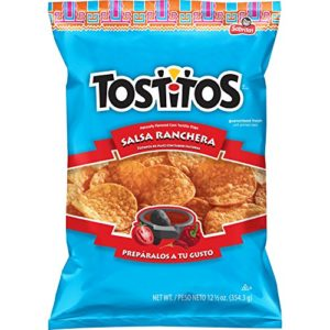 Tostitos Salsa Ranchera Flavored Tortilla Chips, 12.5 Ounce