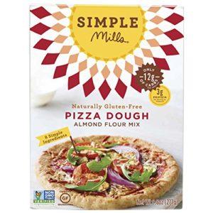 Simple Mills Almond Flour Mix, Pizza Dough, 9.8 oz
