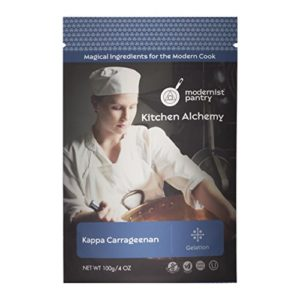 Pure Kappa Carrageenan (Vegan Cheese)   Non-GMO   Vegan   OU Kosher Certified - 100g/4oz