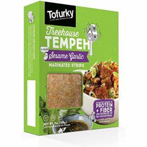Tofurky - Sesame Garlic Tempeh, 7 Ounce -- 6 per case.
