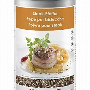 Wiberg Steak pepper, seasoning mix 650g