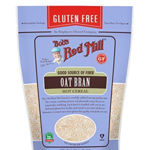 Bob's Red Mill Gluten Free Oat Bran, 16 Oz