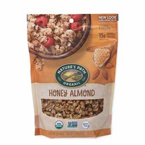 Nature's Path Gluten Free Granola, Honey Almond, 11 Ounce