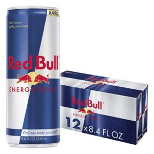 Red Bull Energy Drink 12 Pack of 8.4 Fl Oz