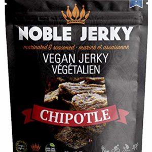 Noble Jerky - Chipotle Vegan Jerky - 2.47 oz