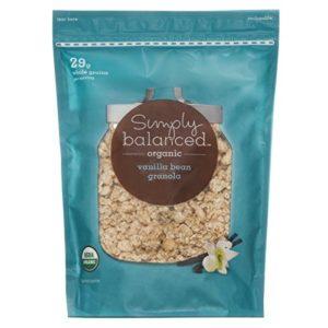 Vanilla Bean Granola- Simply Balanced