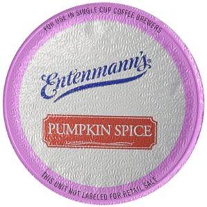 Entenmann's Pumpkin Spice Coffee Capsule/K-Cup, 20 Count