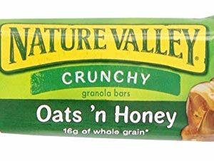 Nature's Valley Granola Bars, Crunchy Oats N Honey (100)