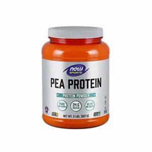 Now Sports Nutrition, Plant Protein Complex Powder, Creamy Vanilla, 2-Pound