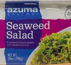 Azuma Seaweed Salad 28oz Ready to Eat