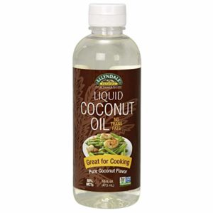 NOW Foods Liquid Coconut Cooking Oil,16-Ounce