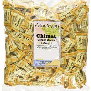 Chimes Mango Ginger Chews, 2-pound Bag