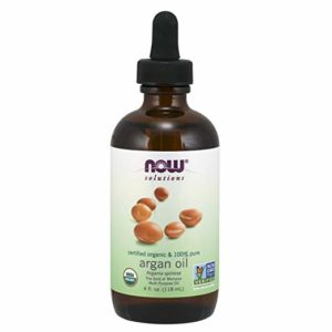 Now Solutions, Organic Jojoba Oil, Moisturizing Multi-Purpose Oil for Face, Hair and Body, 8-Ounce