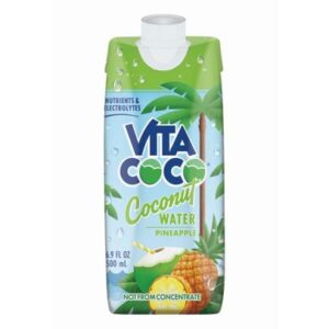 Vita Coco (NOT A CASE) Pure Coconut Water with Pineapple