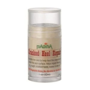 Cracked Heel Repair Dry Foot Skin Cream Natural Coconut Oil Beeswax Shea Butter Stick