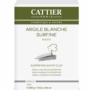 Cattier Superfine White Clay