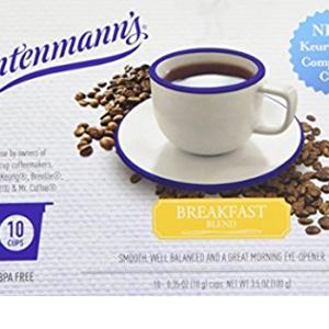 Entenmann's Breakfast Blend Capsule/K-Cup Coffee, 20 Count