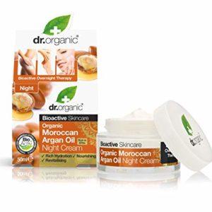 Dr Organic Moroccan Argan Oil Night Cream 50ml