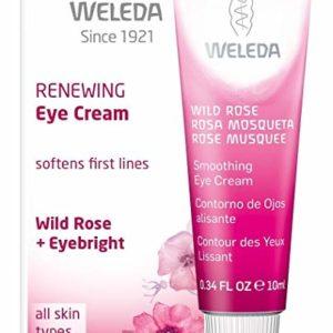 Weleda Wild Rose Smoothing Eye Cream   10ml   6 PACK - SUPER SAVER - SAVE MONEY