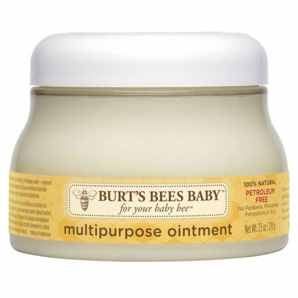 TEA NATURA Botanical Balm with Calendula - Versatile care for reddened & irritated skin - Ideal to use on the delicate diaper area - Vegan - 50 ml