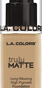 L.A. Colors Truly Matte Foundation
