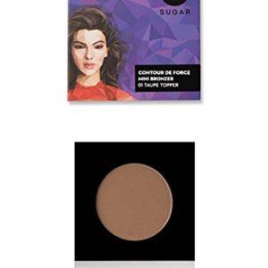 SUGAR Cosmetics Contour De Force Mini Bronzer 02 Woody Wonder, 4g