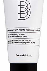 Dermablend Poresaver Matte Makeup Primer for Oily Skin, Pore Minimizing with Oil Control, 1.0 Fl. Oz.