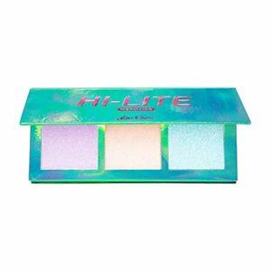 Lime Crime Mermaids Hi-Lite Palette. Iridescent Powder Trio - Highlighter Mermaid Makeup for All Skintones.