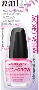 L.A. Colors Nail Treatment BLO357 Mega Grow 0.44 fl. oz. - Factory Sealed and Ships Within 24 Hours