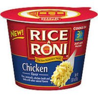 Rice-A-Roni Chicken Rice Cup, Case of 12, 1.97 oz each