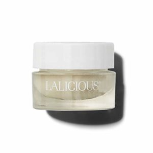 LALICIOUS Brown Sugar Vanilla Nourishing Lip Butter - Softening & Conditioning Lip Treatment, No Parabens (6 Grams)