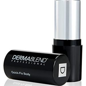 Dermablend Quick-Fix Body Makeup Full Coverage Foundation Stick, 35W Tan, 0.42 Oz.