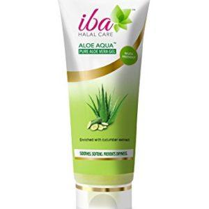 Iba Halal Care Aloe Aqua Pure Aloe Vera Gel