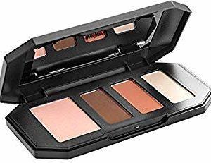 Kat Von D Shade + Light Eye Contour Quad Rust - matte browns
